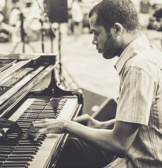Karim Blal Trio featuring Greg Hutchinson